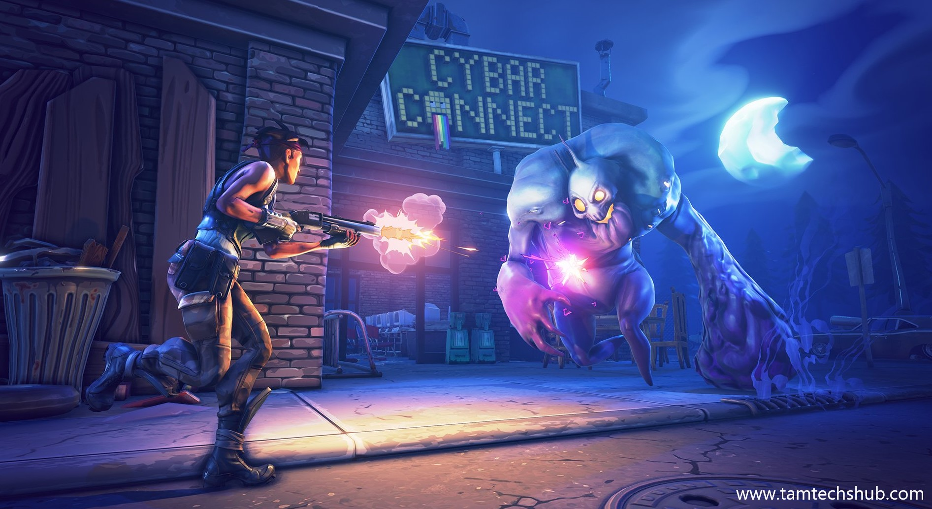 Fortnite To Hit Android This Summer