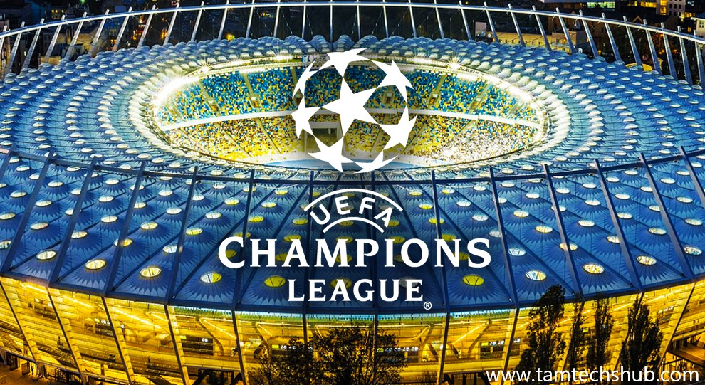 Watch UEFA Champions League Final For Free!