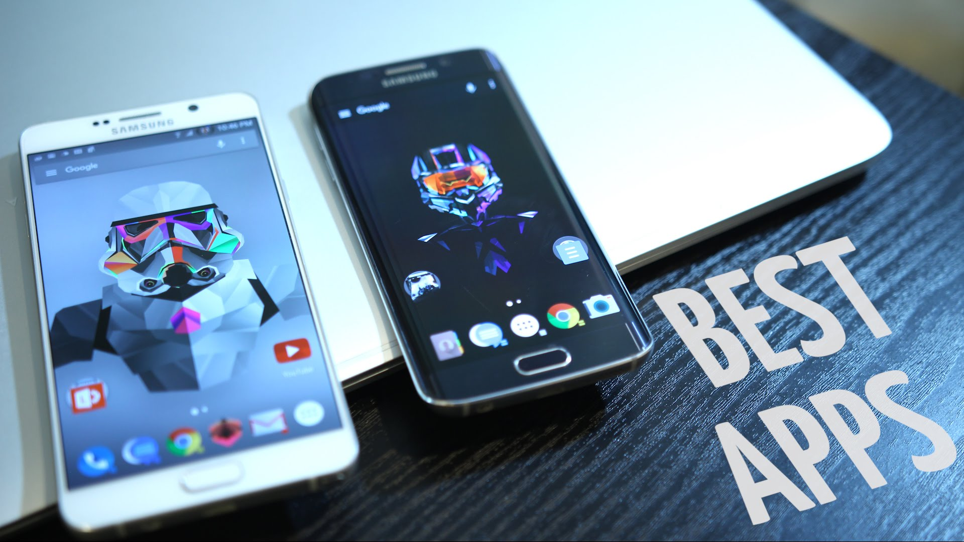 The Best 5 Android Apps of 2018