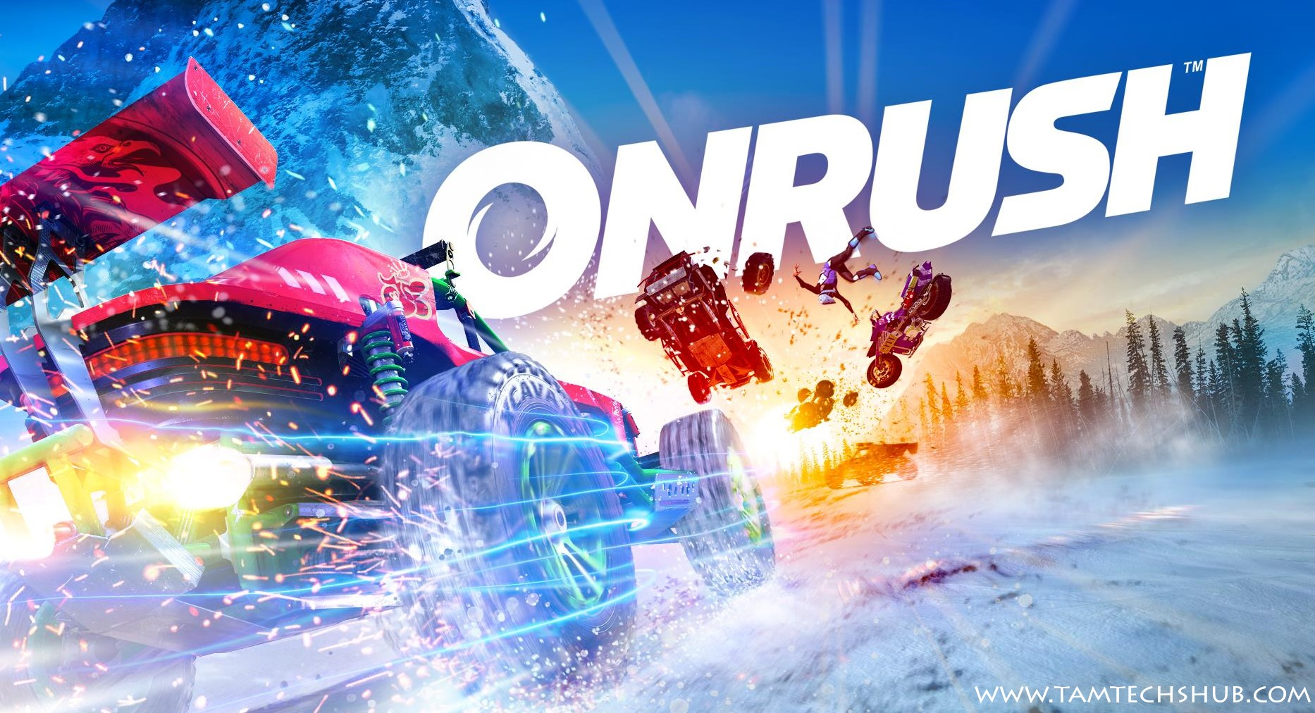 Onrush – Game Review