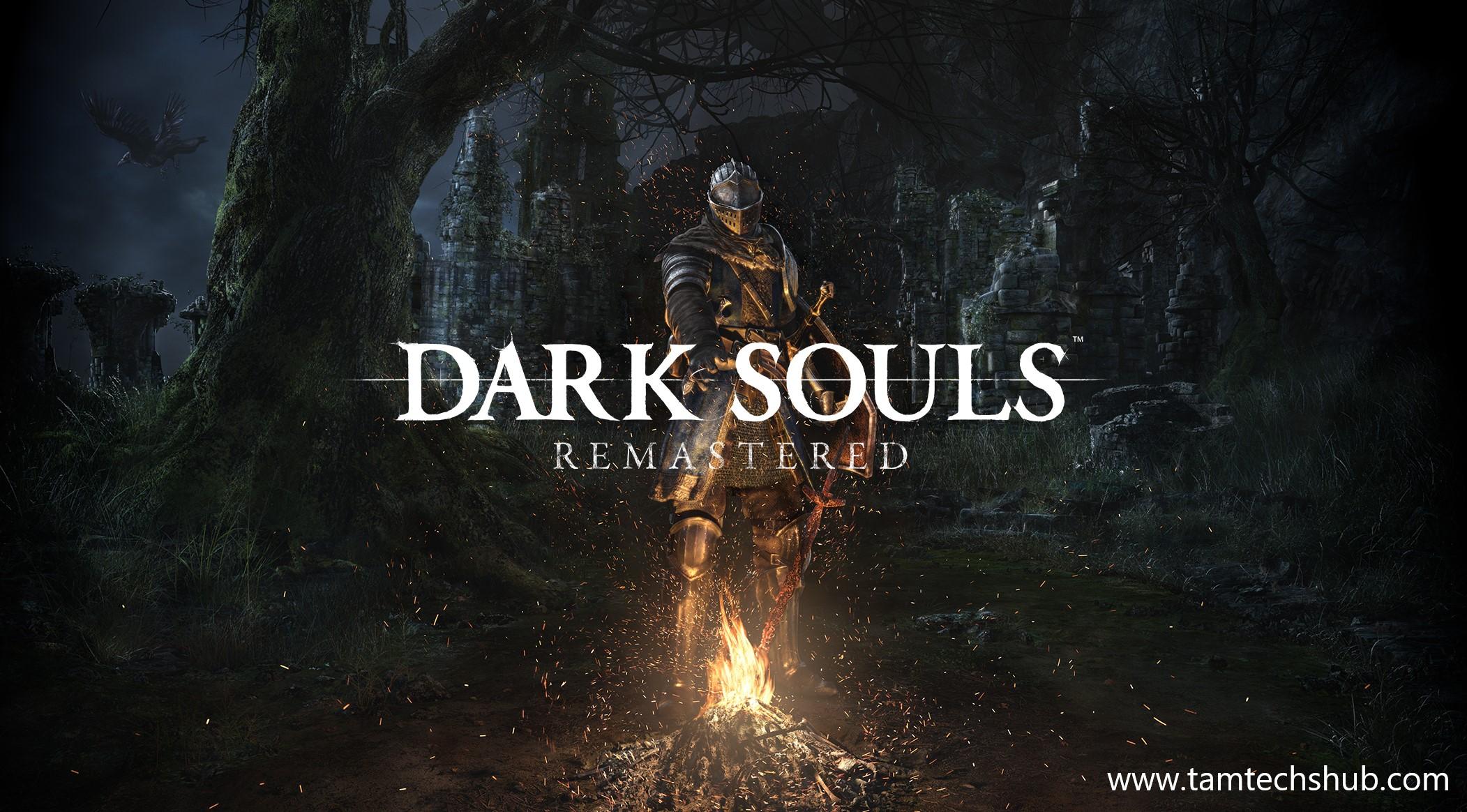 Game review: Dark Souls