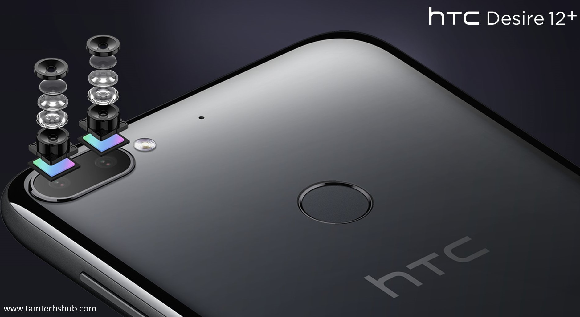 HTC Desire 12+ Smartphone Review