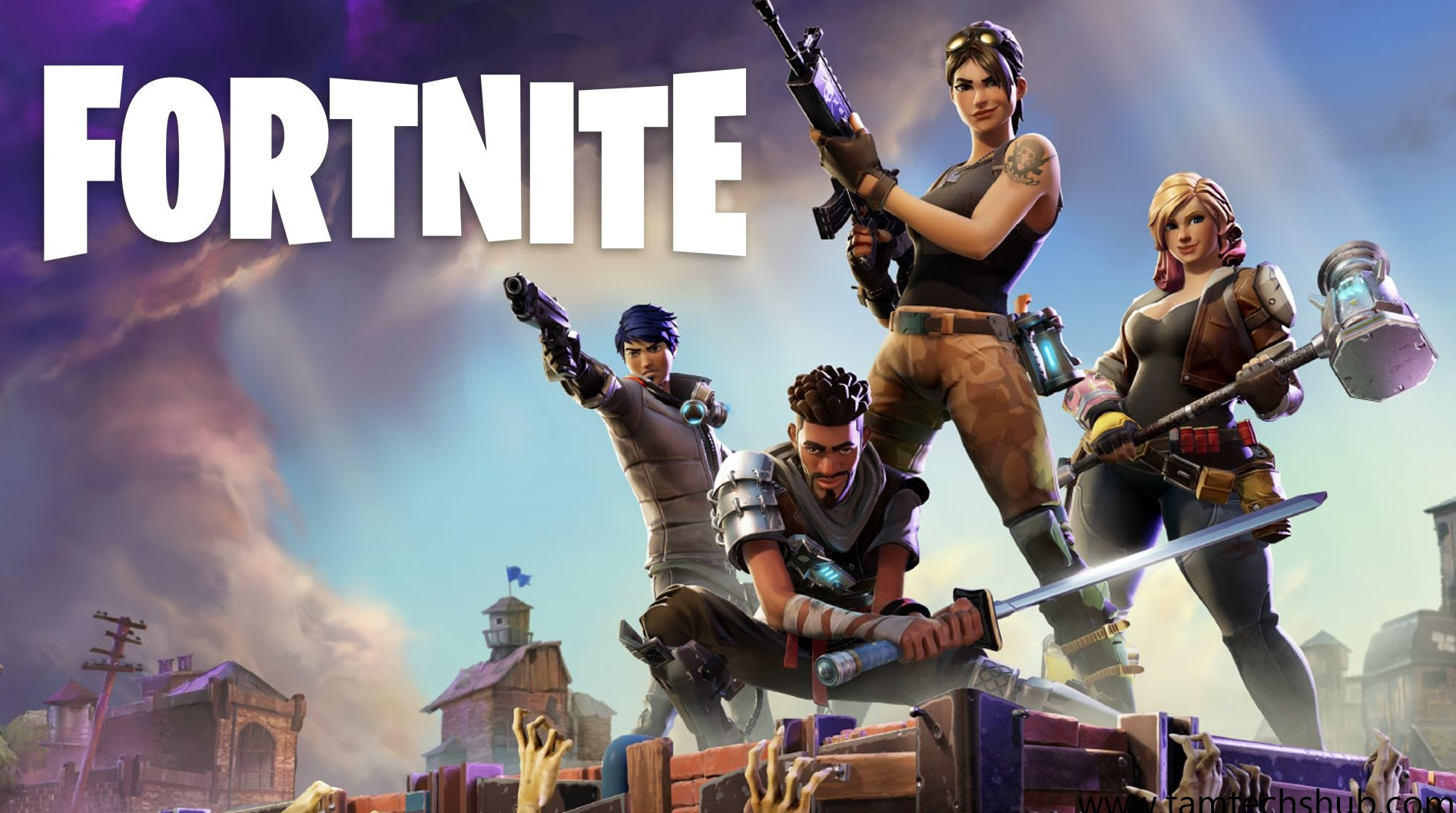 PUBG sues Fortnite